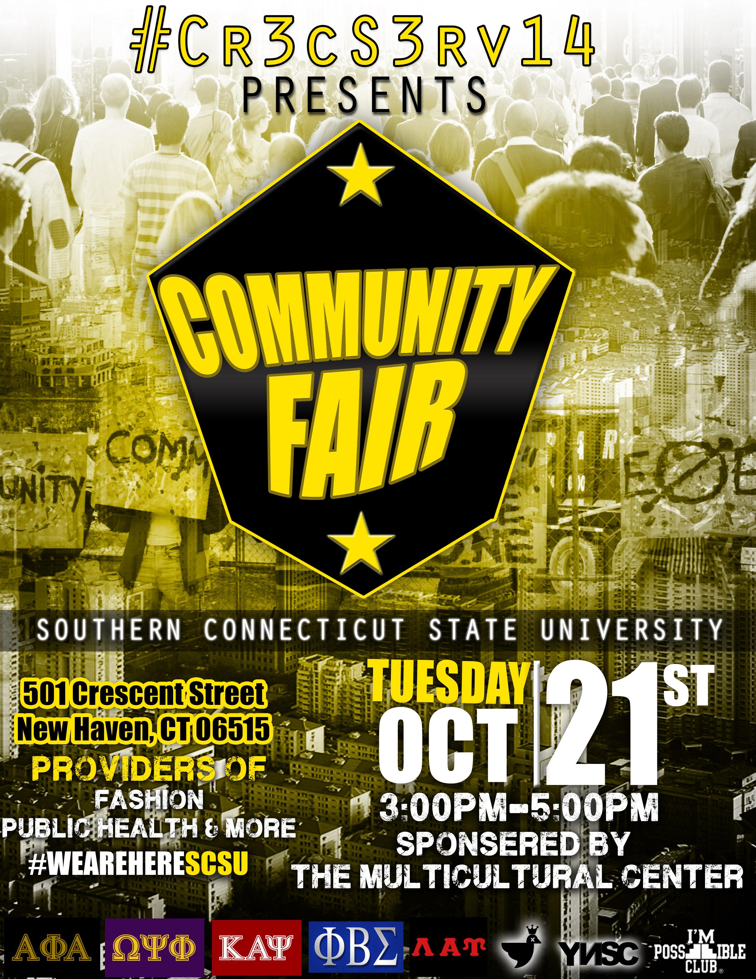 Community Fair 2