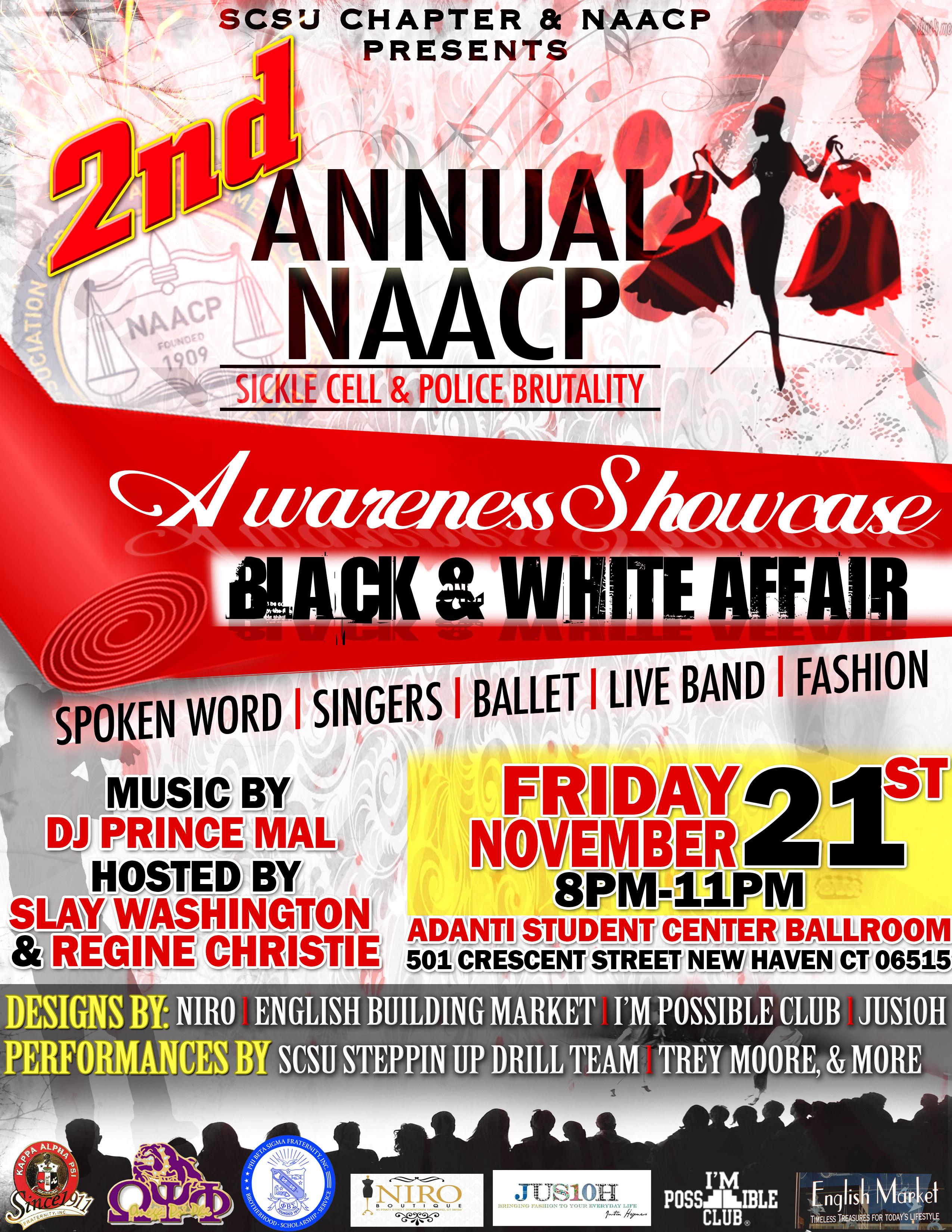 NAACP 2ND SHOWCASE