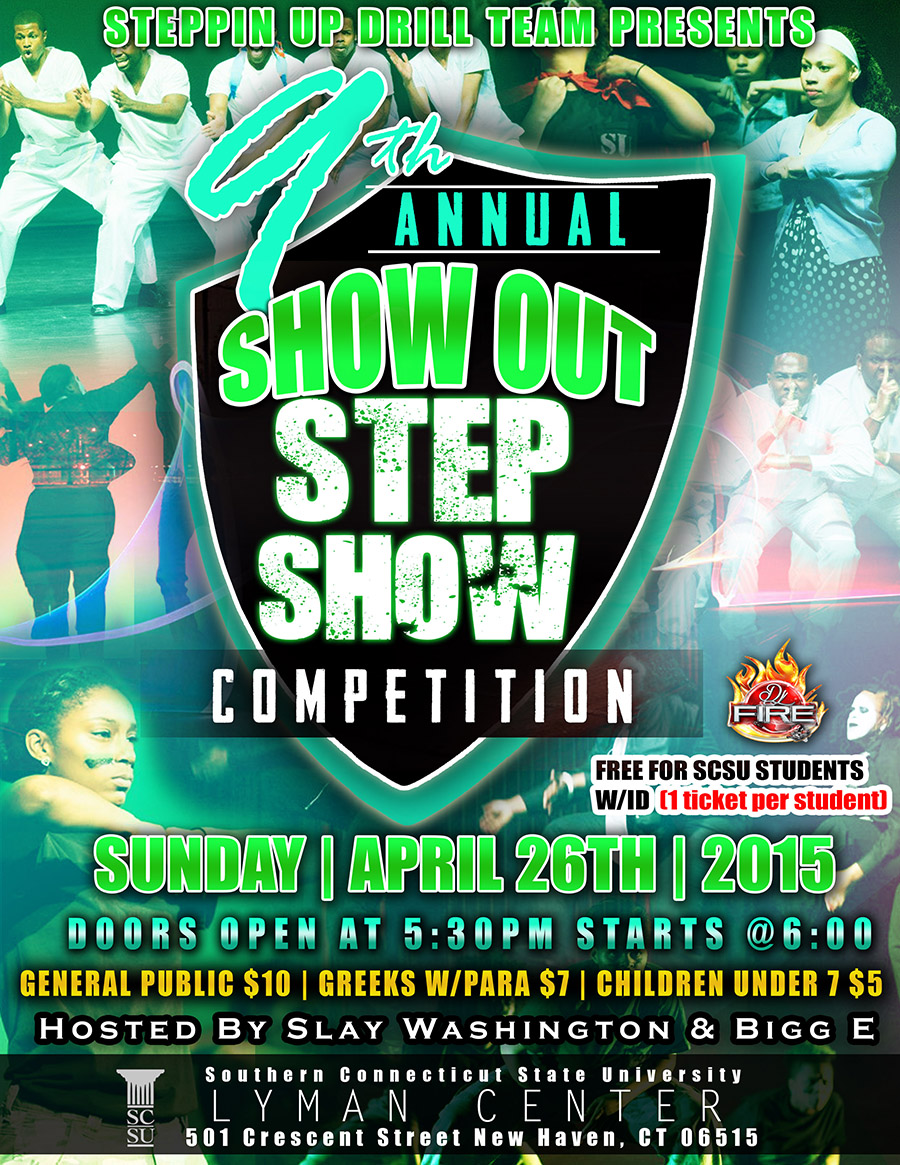 Step Show - Ben Bowen CT